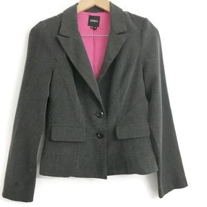 XOXO Women's Blazer Set H0052